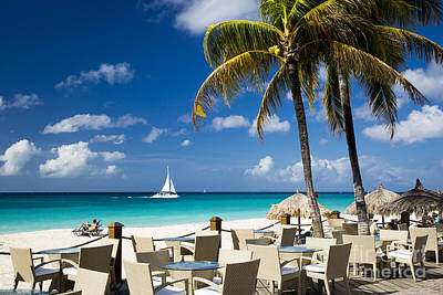 Photograph - Aruba Resort by Brian Jannsen