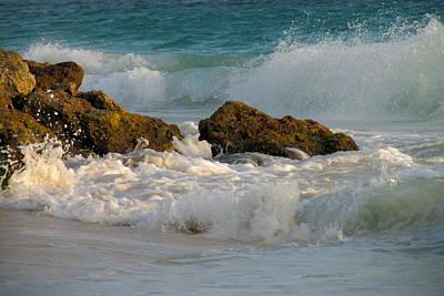 Photograph - Aruba Spray by Andrea Dale