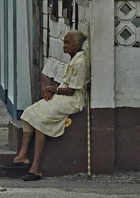 Photograph - Aruba Street Scene by Steven Richman
