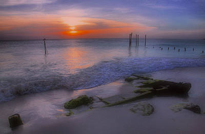 Photograph - Aruba Sunset by Jim Vance