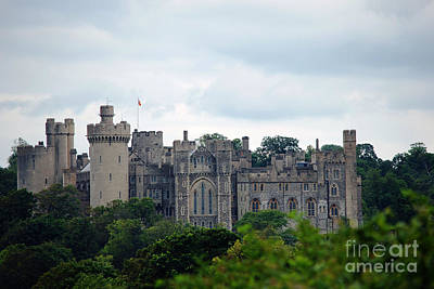 Photograph - Arundel Castle by Scott D Welch
