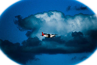 Photograph - As High As The Clouds by Lisa Cortez