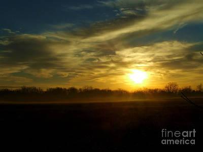 Photograph - As Mist Rises IIi by Scott B Bennett