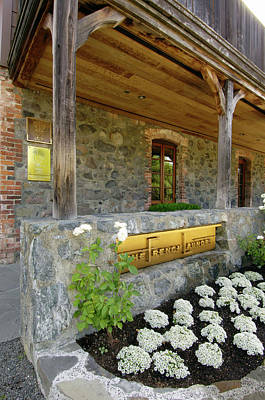 French Laundry Photograph - As Of This Writing (3-12-2012 by John Alves