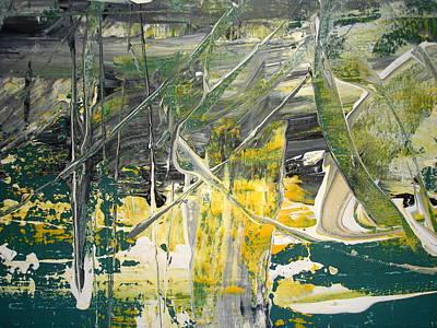 As Rivers Of Living Water Inside Art Print by Lalo Gutierrez