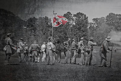 Photograph - As The Flag Waves by Kim Henderson