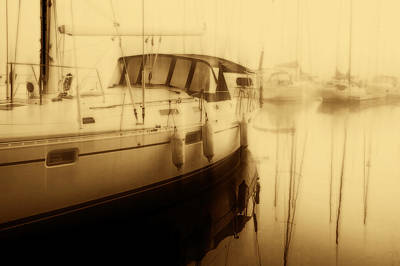 Photograph - As The Mist Rises. by Jim Vance
