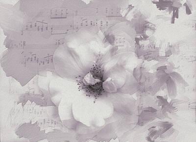 As The Music Fades Art Print