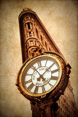 Photograph - As Time Goes By by Jessica Jenney