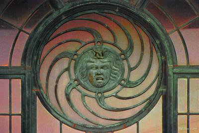 Asbury Carousel Art Print by Bill Jonas