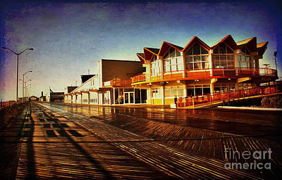 Asbury In The Morning Art Print