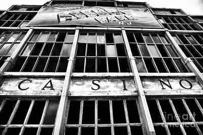 Photograph - Asbury Park Casino by John Rizzuto