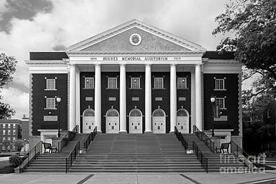 Asbury University Hughes Memorial Auditorium Art Print by University Icons