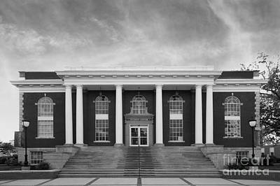 Asbury University Morrison Hall Art Print