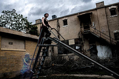 To Heal Photograph - Ascending by Steven Walker
