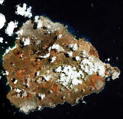 Ascension Island Art Print