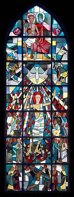 Ascension Art Print by Marc Huebner