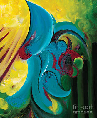 Painting - Ascension by Tiffany Davis-Rustam