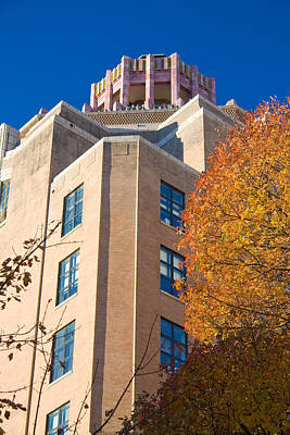 Photograph - Asheville City Hall by Melinda Fawver