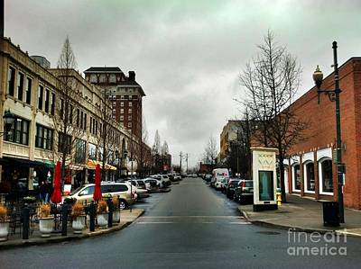 Asheville North Carolina Art Print