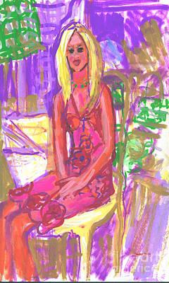 Ashley At Panache Original by Candace Lovely
