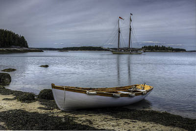 Photograph - Ashore by Fred LeBlanc