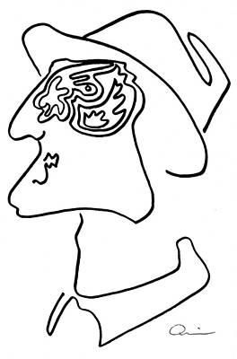 Ashraf - 1971 Art Print