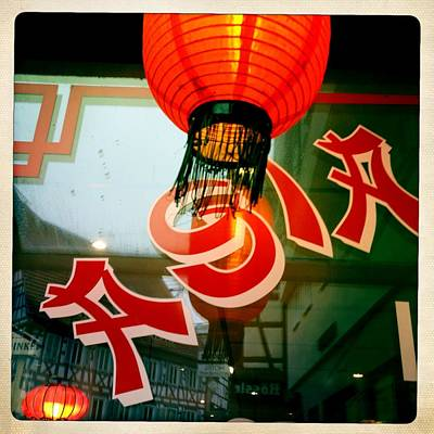 Restaurant Wall Art - Photograph - Asia by Matthias Hauser