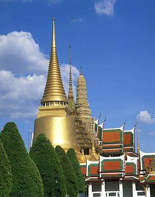 Asia, Thailand, Bangkok, Grand Palace Print by Tips Images