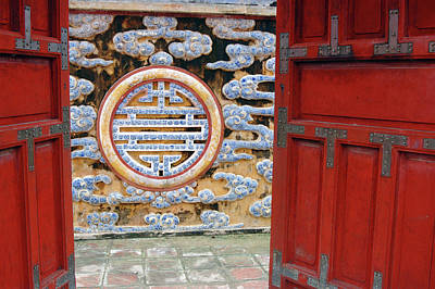 Asia, Vietnam Ornate Wall Art Print