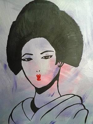 Painting - Asian Art by Katharina May