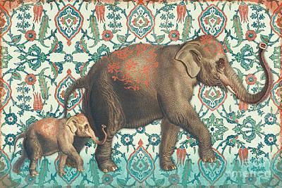 Asian Elephant--jp2186 Original