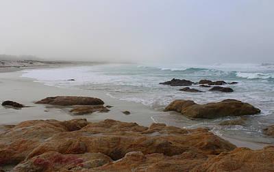 Photograph - Asilomar Mist by Robin Street-Morris