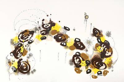 Aspen Celebration #3 Art Print by Nadine Rippelmeyer