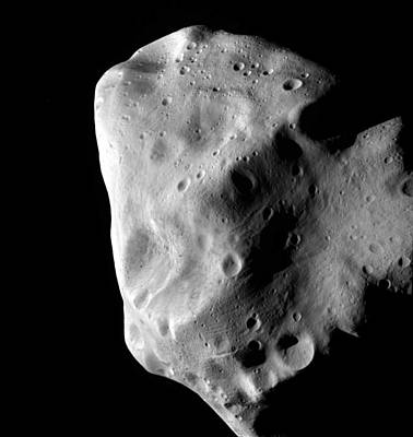 Asteroid, 21 Lutetia Art Print by Science Source