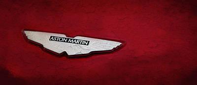 Photograph - Aston Martin by Mark Rogan