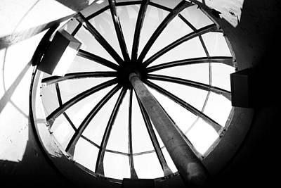 Photograph - Astoria Column Dome by Aaron Berg