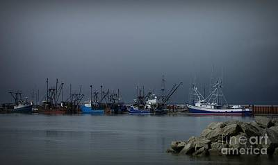 Photograph - Astoria Safe Harbor by Chalet Roome-Rigdon