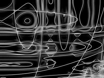 Digital Art - Astratto - Abstract 74 by Ze  Di