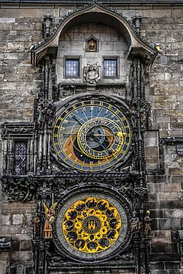 Astro Clock Original by Chris Smith