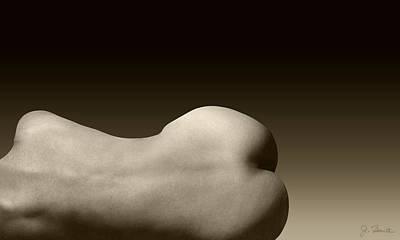 Photograph - Asymmetrical by Joe Bonita