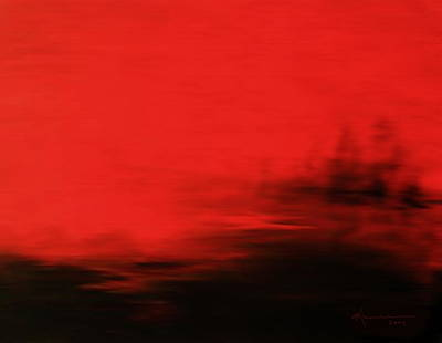 At Dusk Art Print by Kume Bryant
