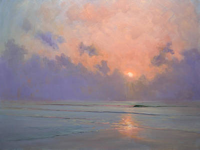 Painting - At Peace by Timon Sloane