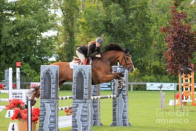 Photograph - At-su-jumper75 by Janice Byer