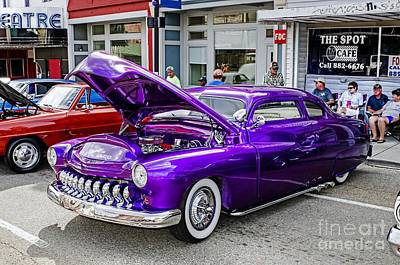 Photograph - At The Car Show by Paul Mashburn