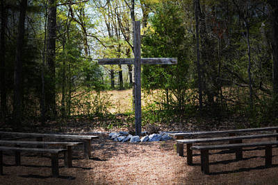 Photograph - At The Cross by Linda Segerson
