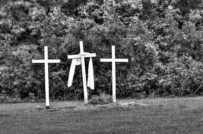 Photograph - At The Cross by Scott Hansen