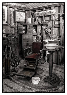 Farmstand Photograph - At The Dentist by Marzena Grabczynska Lorenc