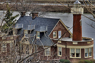 Photograph - At The End Of Boathouse Row by Alice Gipson
