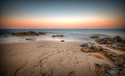 Salento Photograph - At The End Of The Day... by Tommaso Di Donato